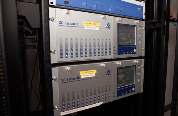 Sur Gard virtual receiver system